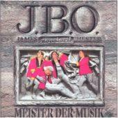 J.B.O. - Meister der Musik - CD-Cover