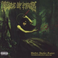 Cradle Of Filth - Harder, Darker, Faster: Thornography Deluxe - Cover
