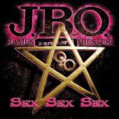 J.B.O. - Sex Sex Sex - CD-Cover
