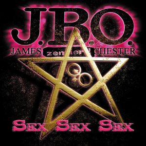 J.B.O. - Sex Sex Sex - Cover