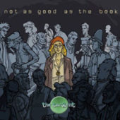 The Tangent - Not as good as the Book - CD-Cover