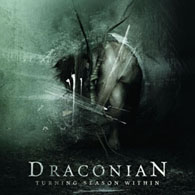 Draconian - Turning Season Within - Cover