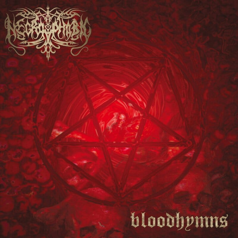 Necrophobic - Bloodhymns - Cover