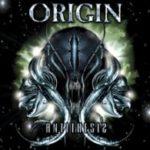 Cover - Origin – Antithesis