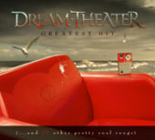 Dream Theater - Greatest Hit (and 21 other pretty cool Songs) - CD-Cover