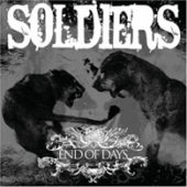 Soldiers - End of Days - CD-Cover