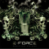 E-Force - Modified Poison - CD-Cover