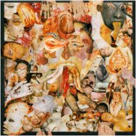 Carcass - Reek of Putrefaction - Cover