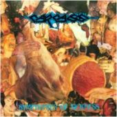 Carcass - Symphonies Of Sickness - CD-Cover