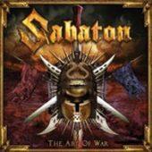 Sabaton - The Art Of War - CD-Cover