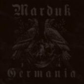 Marduk - Germania (Re-Release) - CD-Cover