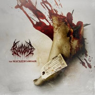 Bloodbath - The Wacken Carnage - Cover