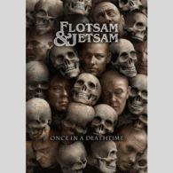 Flotsam & Jetsam - Once in a Deathtime (DVD) - Cover
