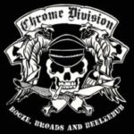Cover - Chrome Division – Booze, Broads And Beelzebub