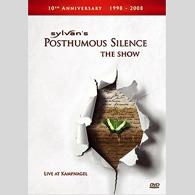 Sylvan - Posthumous Silence - The Show (DVD) - Cover