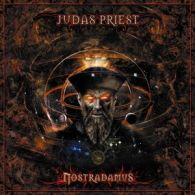Judas Priest - Nostradamus - Cover