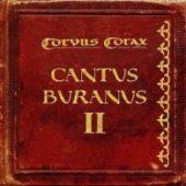Corvus Corax - Cantus Buranus II - CD-Cover