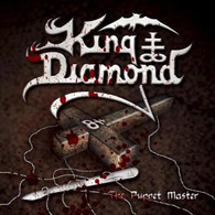 King Diamond - The Puppet Master - Cover
