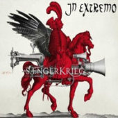 In Extremo - Sängerkrieg - CD-Cover