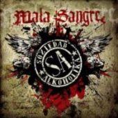 Soziedad Alkoholika - Mala Sangre - CD-Cover
