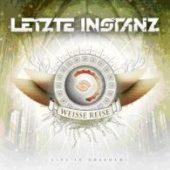 Letzte Instanz - Die Weisse Reise (Live) - CD-Cover