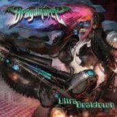 Dragonforce - Ultra Beatdown - CD-Cover