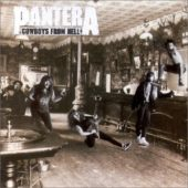 Pantera - Cowboys From Hell - CD-Cover