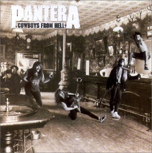 Pantera - Cowboys From Hell - Cover