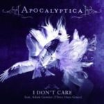 Cover - Apocalyptica – I Don't Care (Single)