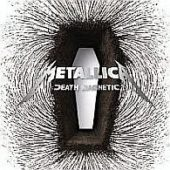 Metallica - Death Magnetic - CD-Cover