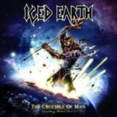 Iced Earth - The Crucible of Man (Something Wicked Part II) - CD-Cover