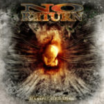 Cover - No Return – Manipulated Mind