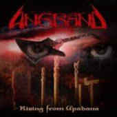 Angband - Rising From Apadana - CD-Cover