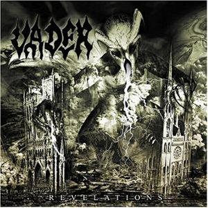 Vader - Revelations - Cover
