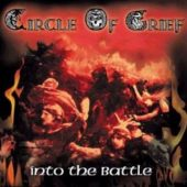 Circle Of Grief - Into The Battle - CD-Cover