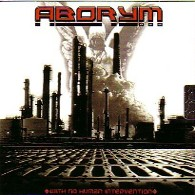Aborym - With No Human Intervention - Cover