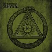 Born From Pain - Survival - CD-Cover