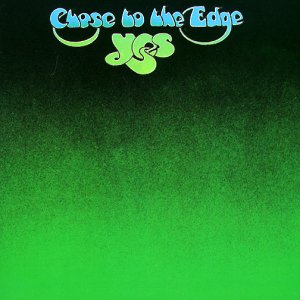 Yes - Close to the Edge - Cover