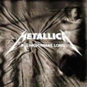 Metallica - All Nightmare Long - CD-Cover