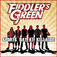 Fiddler´s Green - Sports Day at Killaloe - Cover