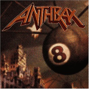 Anthrax - Volume 8 – The Threat Is Real - Cover