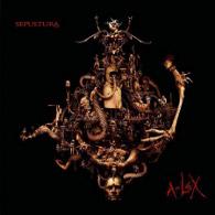 Sepultura - A-Lex - Cover
