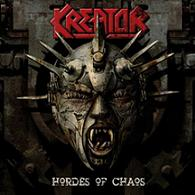 Kreator - Hordes Of Chaos - Cover