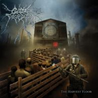 Cattle Decapitation - The Harvest Floor - Cover