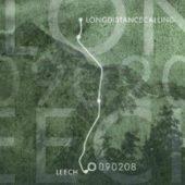 Long Distance Calling / Leech - 090208 (Split) - CD-Cover