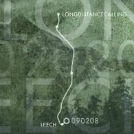 Long Distance Calling / Leech - 090208 (Split) - Cover