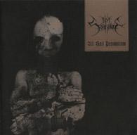 Den Saakaldte - All Hail Pessimism - Cover