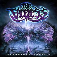 The Faceless - Planetary Duality - Cover