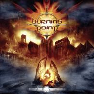 Burning Point - Empyre - Cover