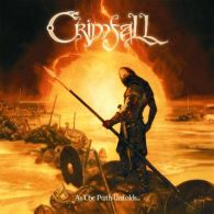 Crimfall - As The Path Unfolds... - Cover